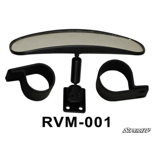 Зеркало заднего вида центральное SuperATV для Polaris RZR/ RZR S/ 900 XP/ 1000