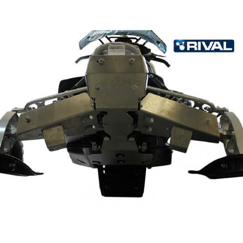Защита для снегохода Yamaha Phazer MT-X 2012+